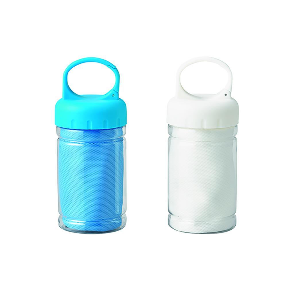 ボトル入ICEタオル(RPET)