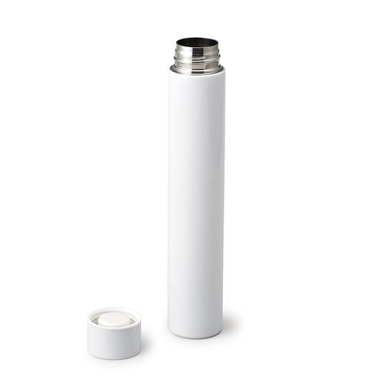 スリムステンレスボトル(ホワイト)
