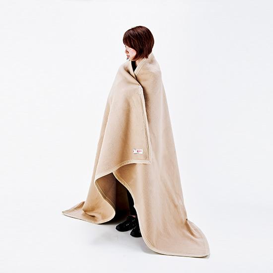 難燃備蓄用毛布(防炎協会認定品)