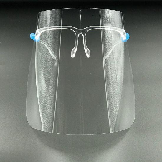 メガネ型フェイスシールド プラス