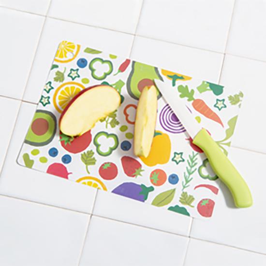プレ・マルシェ ミニまな板&セラミックナイフ