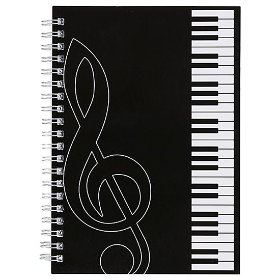 ピアノライン リングノートB6(鍵盤)