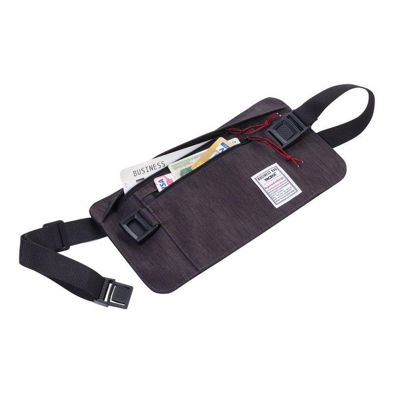 TROIKA   スキミング防止機能付き ビジネスベルトバッグ